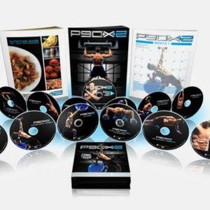 P90X2 dvd workout program